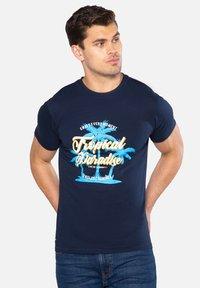 Threadbare - 2ER PACK - T-shirt med print - mehrfarbig - 0