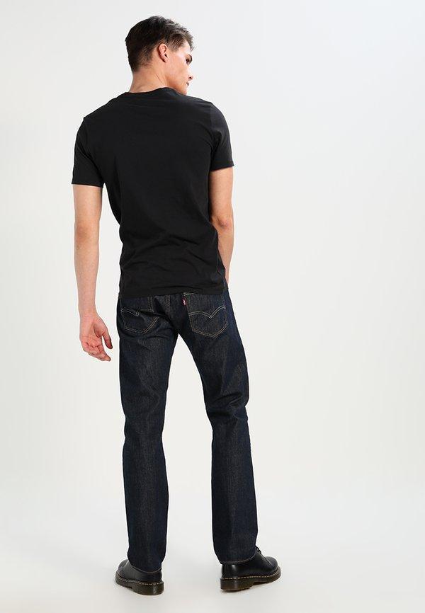 Levi's® 501 LEVI'S® ORIGINAL FIT - Jeansy Straight Leg - 502/niebieski denim Odzież Męska BIGJ
