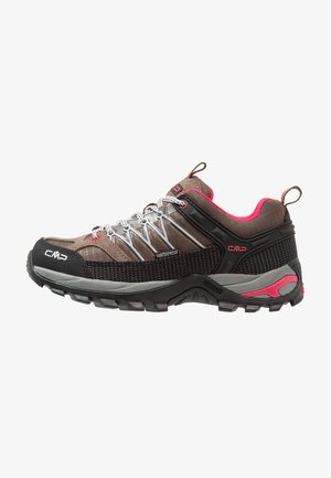 RIGEL - Hiking shoes - tortora/ice