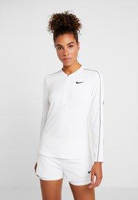 Nike Performance - DRY  - Funkční triko - white/black - 0