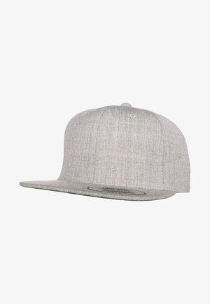 Cap - heather