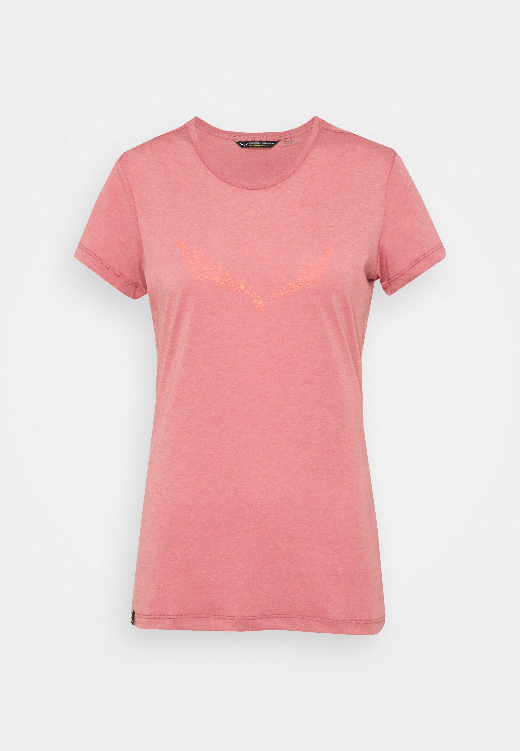 Women SOLID DRY - Print T-shirt