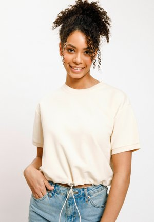 NYC VANILLA - T-shirt basic - off-white