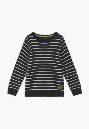 KIDS STRIPE JUMPER - Trui - nachtblau
