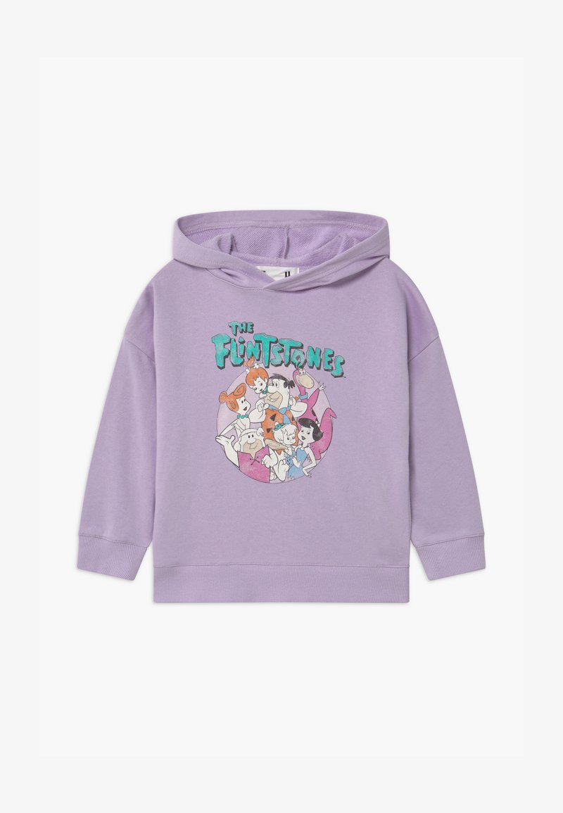 Cotton On - WARNER BROS FLINTSTONES HOODIE - Mikina s kapucí - lilac