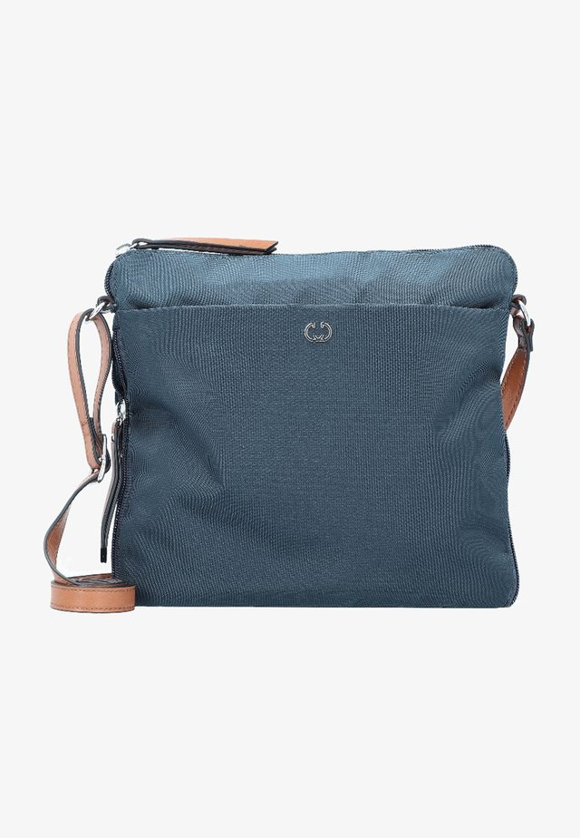 LEMON MIX  - Borsa a tracolla - dark blue