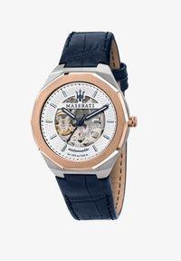 Maserati - AUTOMATIKUHR STILE - Watch - blau/silber - 1