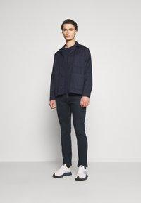 Tommy Jeans - SCANTON SLIM - Slim fit jeans - midnight extra dark blue - 1