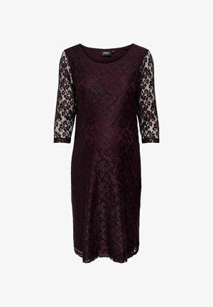 KLEID SPITZE - Maxi dress - winetasting