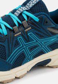 ASICS - GEL-VENTURE 8 - Chaussures de running - mako blue/aquarium - 5