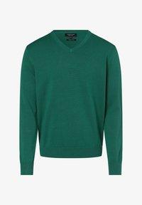 Andrew James - Sweatshirt - smaragd - 0