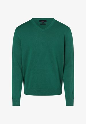 Sweatshirt - smaragd