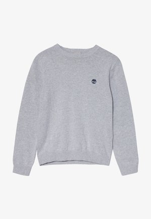 Sweter - chine grey