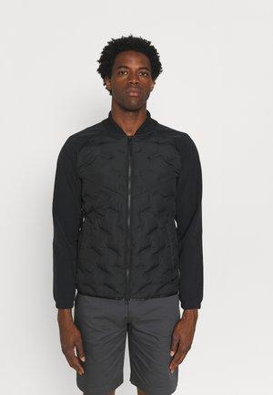 THERMA FIT ADV REPEL - Gewatteerde jas - black