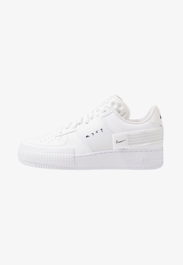 AF1-TYPE  - Trainers - white/black