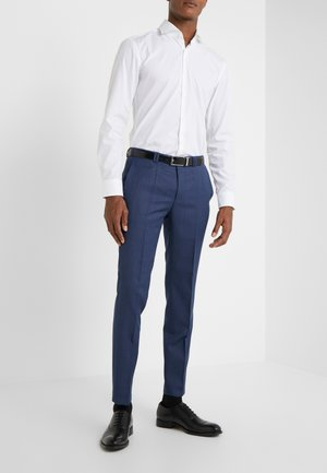 HESTEN - Jakkesæt bukser - dark blue