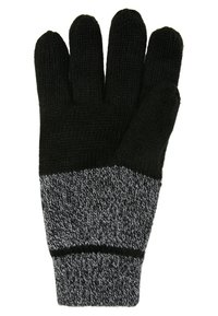 Only & Sons - ONSXBOX GLOVES BEANIE SET - Guantes - black - 5