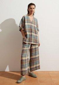 OYSHO - Trousers - multi-coloured - 1