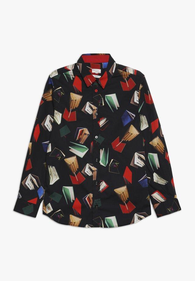 VARUN - Camisa - black