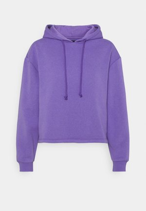 PCCHILLI HOODIE  - Bluza - dahlia purple