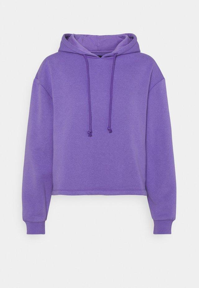 PCCHILLI HOODIE  - Felpa - dahlia purple