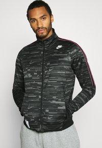 Nike Sportswear - Träningsjacka - black/iron grey - 3