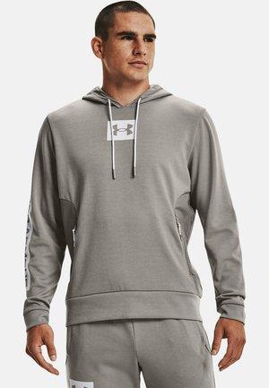SUMMIT HOODIE - Hoodie - dark grey