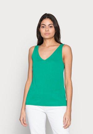 ELLA TANK - Top - emerald