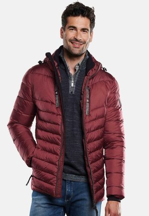 Down jacket - rot