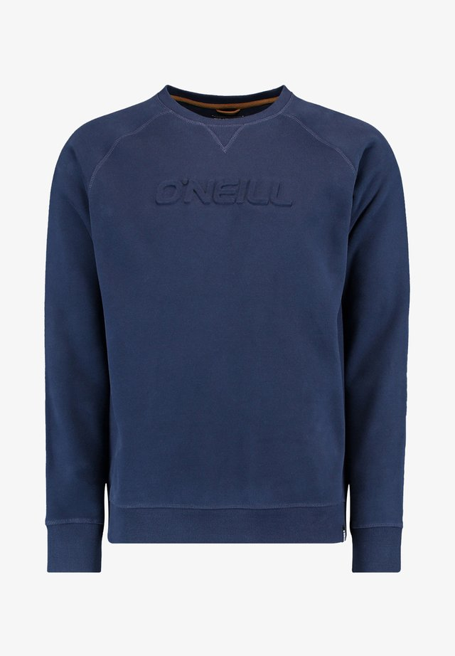 CREWS LOGO CREW NECK - Sweatshirt - scale