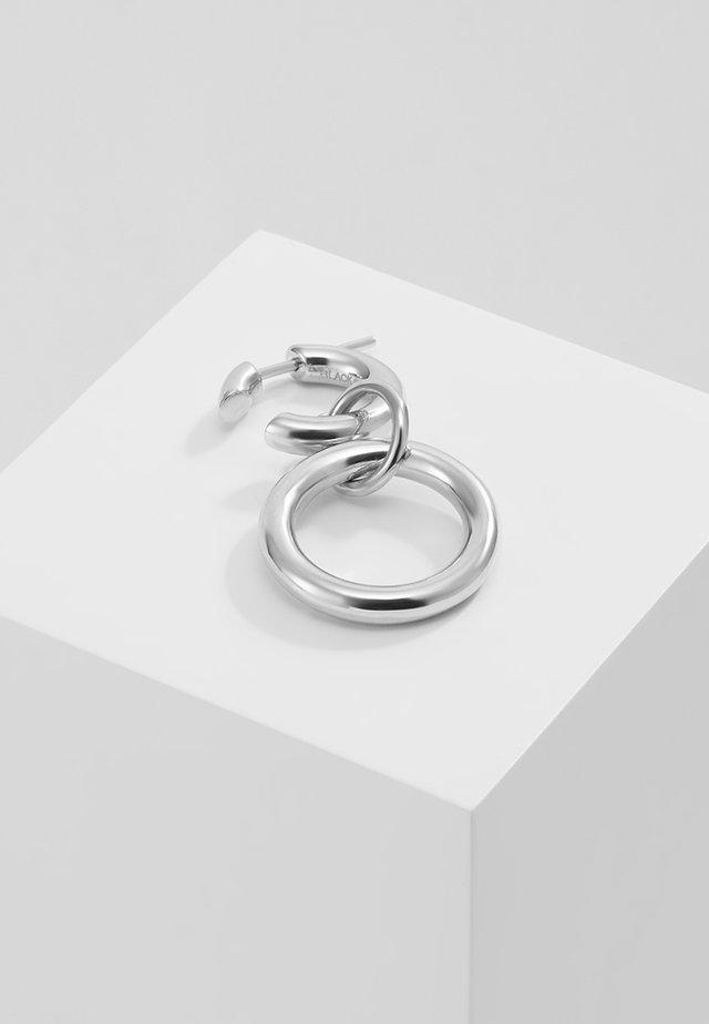 DOGMA - Orecchini - silver