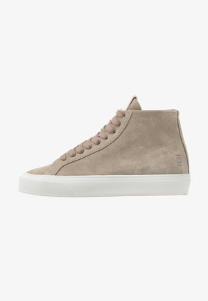SANDY - High-top trainers - grey heather melange