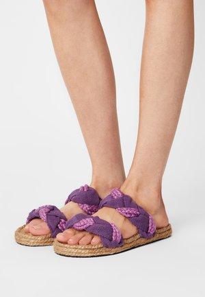 JUMP - Sandaler - purple
