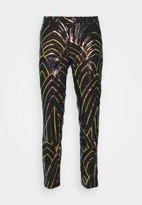 Twisted Tailor - FORRESTER SUIT SET - Suit - black - 3