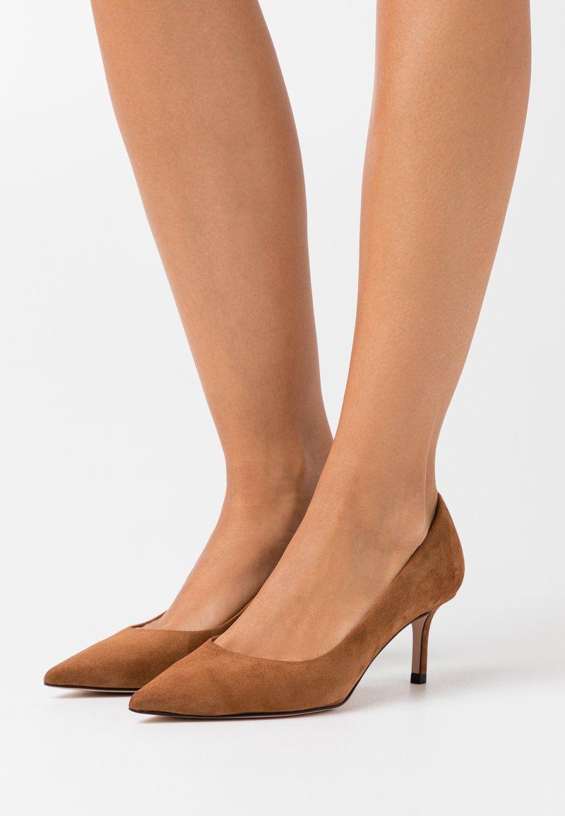 HUGO - INES - Classic heels - beige