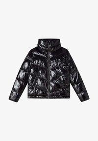 Stradivarius - Winter jacket - black - 4