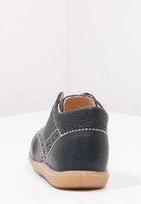 Kavat - EDSBRO - Baby shoes - blue - 3