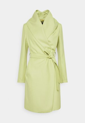 Classic coat - spring green