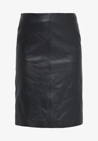 STUDIO ID - HANNA PENCIL SKIRT - Bleistiftrock - black - 4