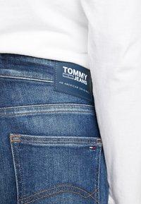Tommy Jeans - RYAN  - Bootcut jeans - atlanta dark blue - 5