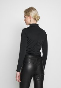 Missguided - SKI BODY SUIT - Long sleeved top - black - 2