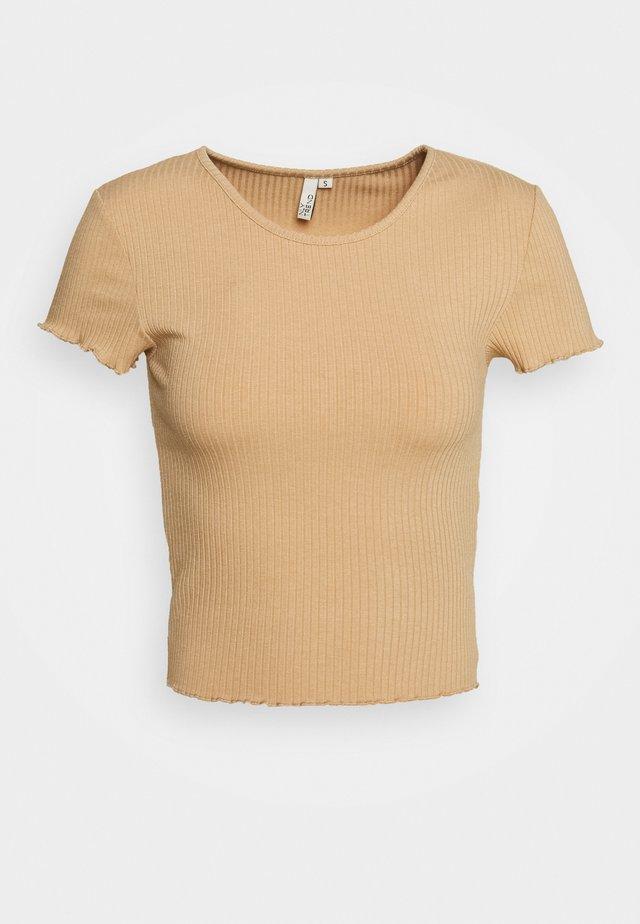 LOVE  - T-Shirt basic - beige