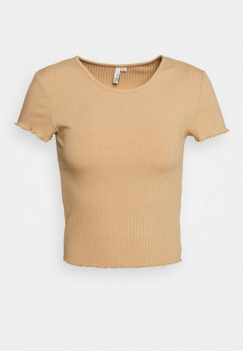 Nly by Nelly - LOVE  - Basic T-shirt - beige