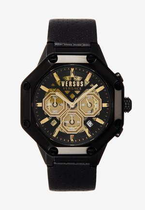 KOWLOON PARK - Chronograph watch - black