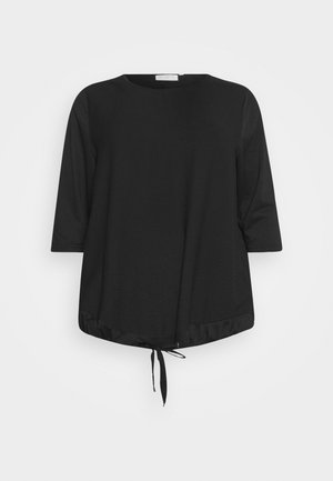 CARLUCILLE - Long sleeved top - black