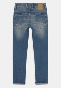 Vingino - AMOS - Straight leg jeans - blue vintage - 1