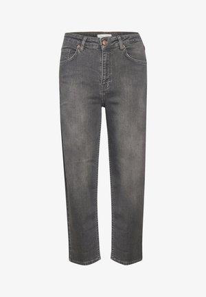 HELAPW - Straight leg jeans - grey vintage denim