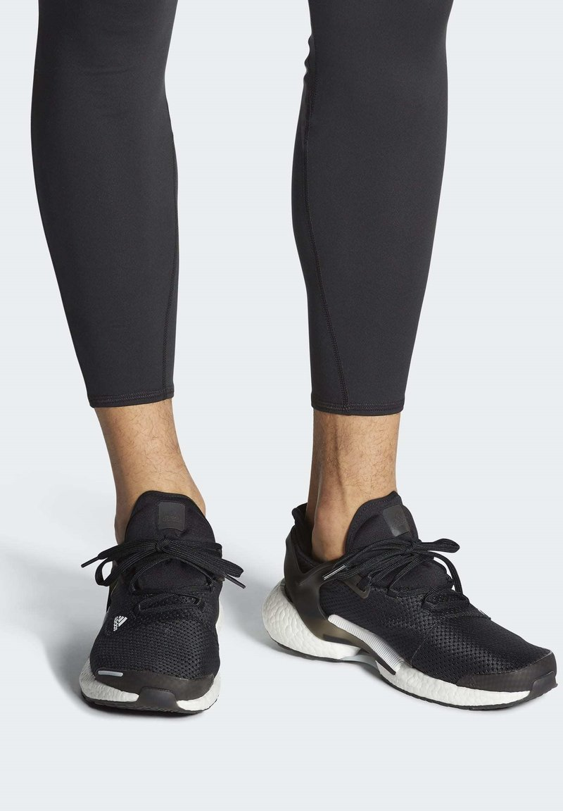 adidas Performance - ALPHATORSION BOOST SHOES - Neutral running shoes - black