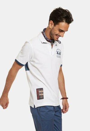 ROSSEAU - Poloshirt - optic white