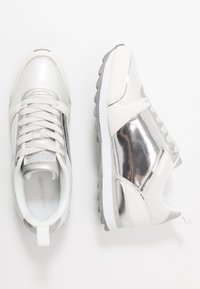 Mariamare - Sneakers - silver - 3